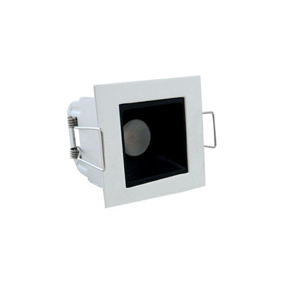 DOWNLIGHT LED SQ50 3W 30o