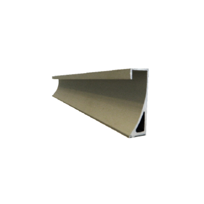 INDIRECT PROFILE 49x16mm ALU