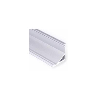 LED PROFILE CABI12 E 16.5X16.5mm Anod