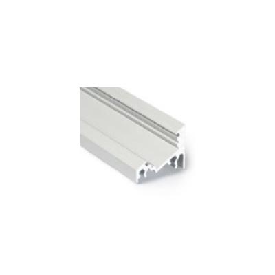 LED PROFILE CORNER10 BC-UX 20X16mm Anod