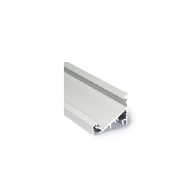 LED PROFILE CORNER27 G-UX 34X26.8mm Anod