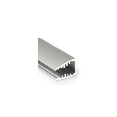 LED PROFILE MIKRO10 18X12.5mm Anod
