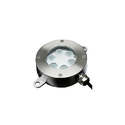 LED UNDERWATER SPOT LIGHT 2x6W CW ΙΡ68 24VDC