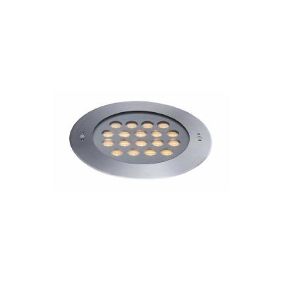 RECESSED LIGHT R250 42W 38D 24V 6000K IP68 INOX316