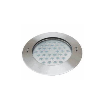 RECESSED LIGHT R250 55W 38D 24V RGB IP68INOX316
