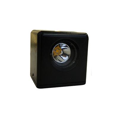 MINI-CUBE-SQ50-1L-PL20-3W-WW-8ο-12-24VDC-ALU.black