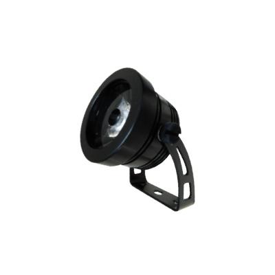 BEAM-SPOT-R55-PL38-3W-WW-3o-12-24VDC-ALU-BLACK