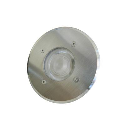 SPOT-PV1-SMALL-R90-1L-EDC38-4W-WW-230VAC-INOX-ALU