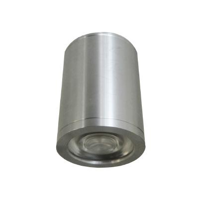 TUBE-R60X80-CEILING-EDC38-8W-WW-48ο-230VAC-ALU